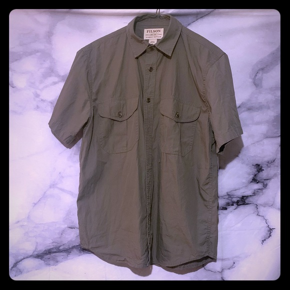 Filson Other - Filson short sleeve button down short sleeve shirt